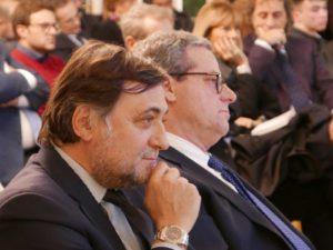Francesco Scoma e Gianfranco miccichè