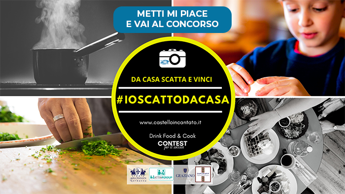 contest fotografico #ioscattodacasa